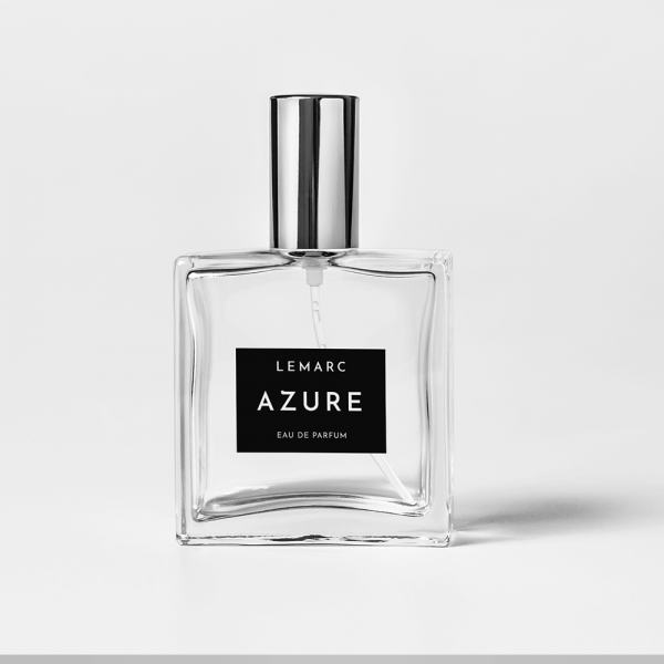 azure perfume by Lemarc