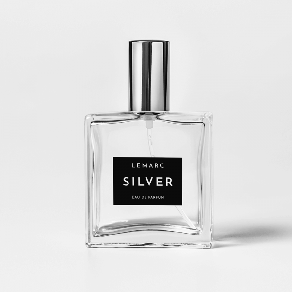 silver scent perfume - Lemarc