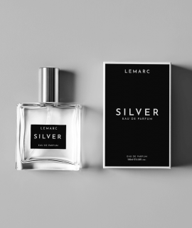 Silver Scent Perfume For Men