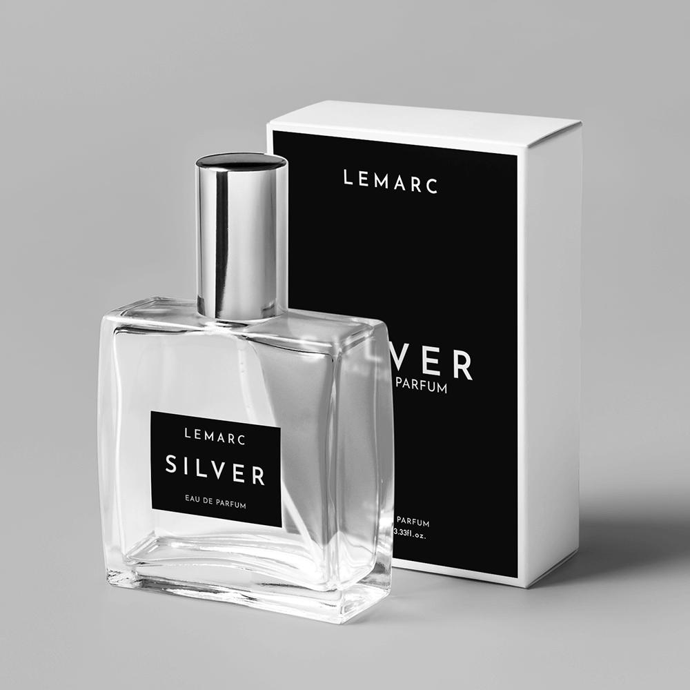 100ML Silver Scent Perfume