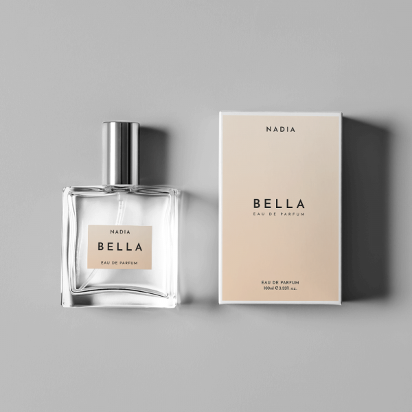 100ML bella perfume