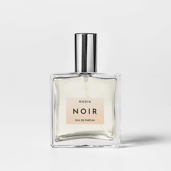Noir Perfume by Nadia