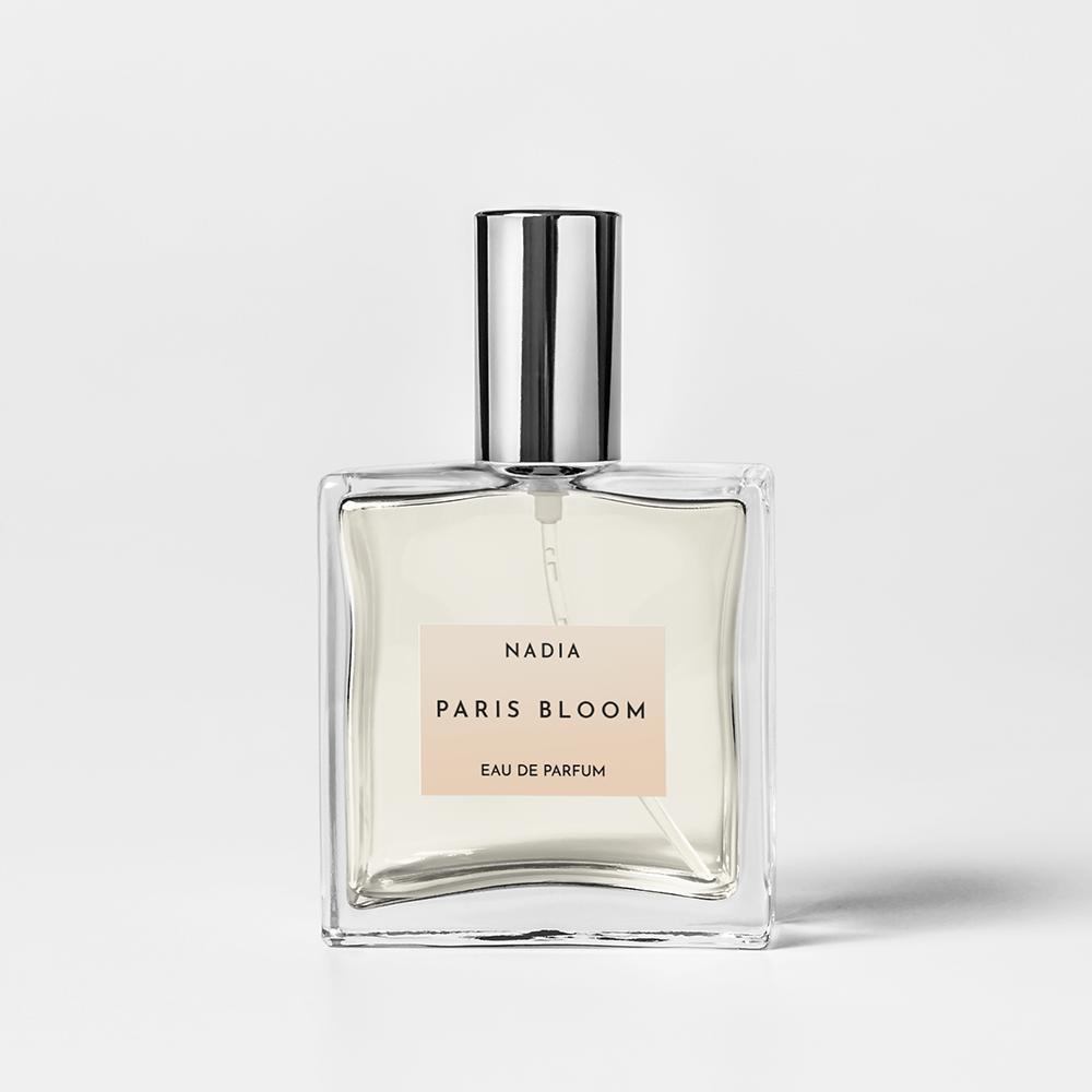 bloom perfume by nadia