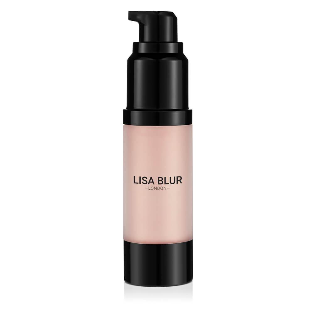 Lisa Blur Sheer Glow Illuminator - Glo Pink