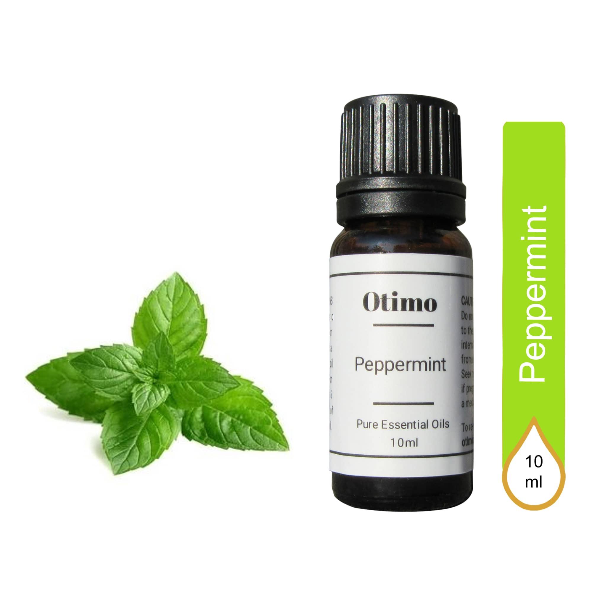 Peppermint Mentha Arvensis (Cornmint Oil), Essential Oil 10ML